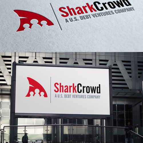 Shark Crowd: New Iconic Logo and Branding Needed ASAP!!!