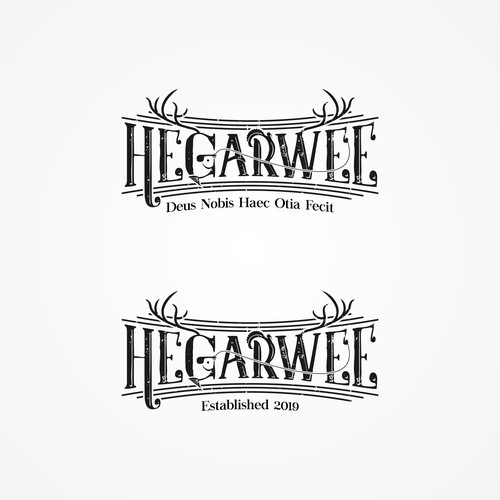 Classic Logo for Hegarwee