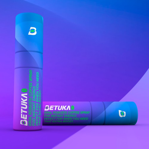 Energy oral spray