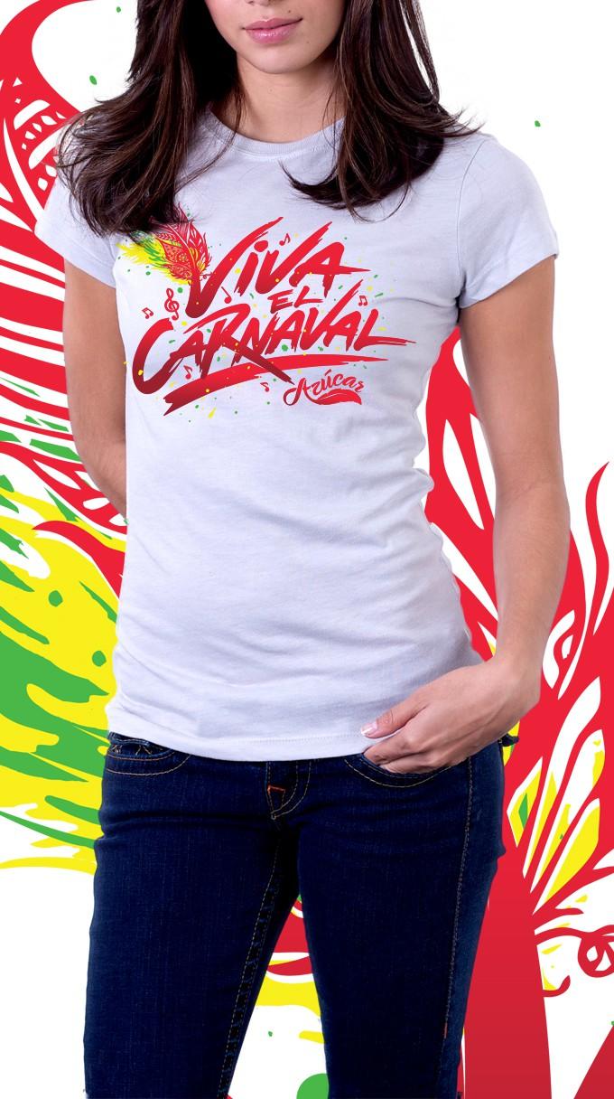 Latin Carnival tshirt
