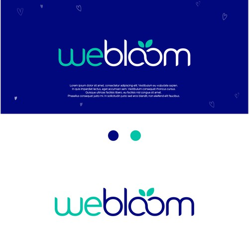 webloom logo