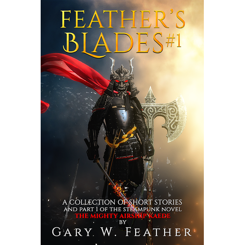 Magazine cover for Feather's Blades