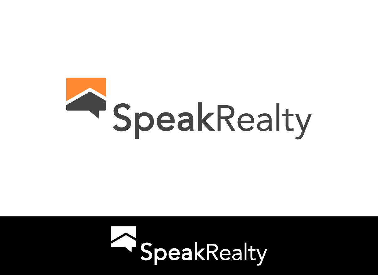 Help Speak Realty with a new logo