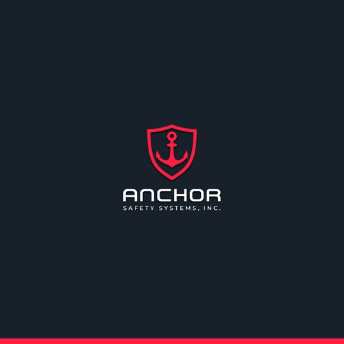 Logo for Anchor Safety Systems Inc