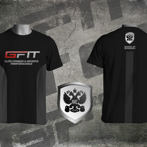 New t-shirt design wanted for G-Fit