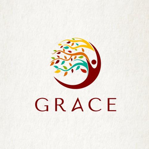 Logo concept for Grace