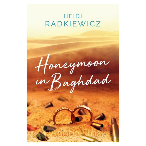 "Boom cover for ""Honeymoon in Baghdad"""