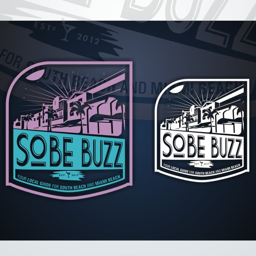 Create the next logo for SoBe Buzz
