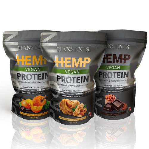 HEMP Vegan Protein