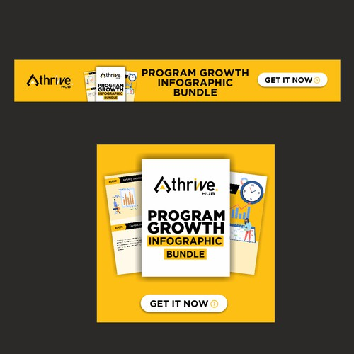 Banner Ads for Thrive
