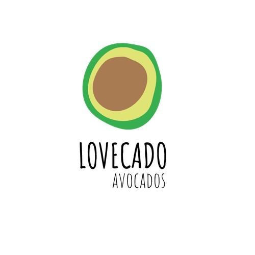 Logo per un produttore di avocado