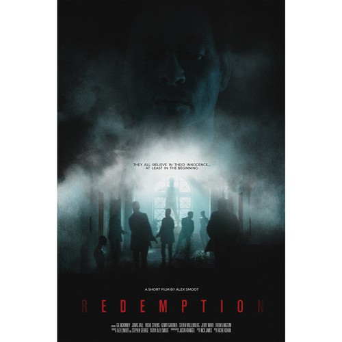 Movie poster for Redemption
