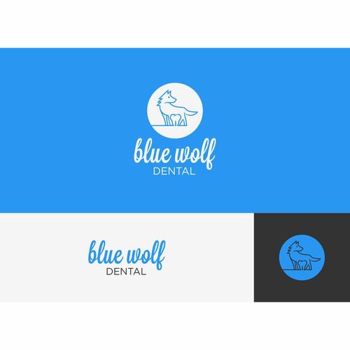 Design a cute dental office logo