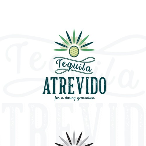 Logo for a new tequila maker