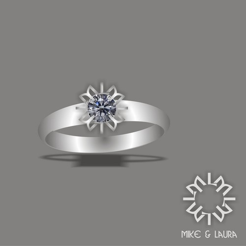 Design for wedding ring