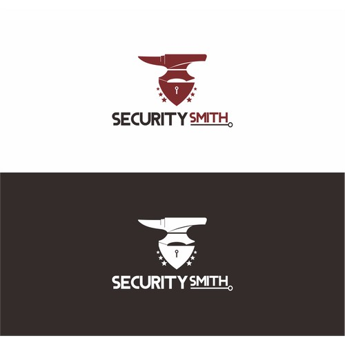 logo for security smith