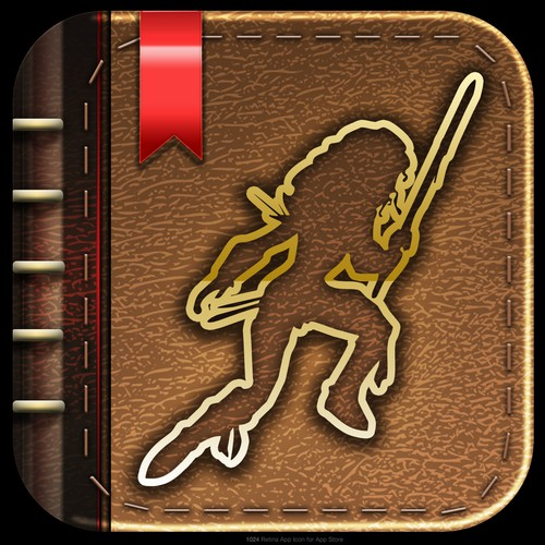 Dungeons and Dragons related iPhone app