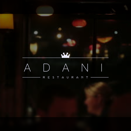 Help Adani  with a new logo