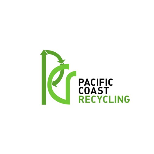 Logo design for Recycling Company