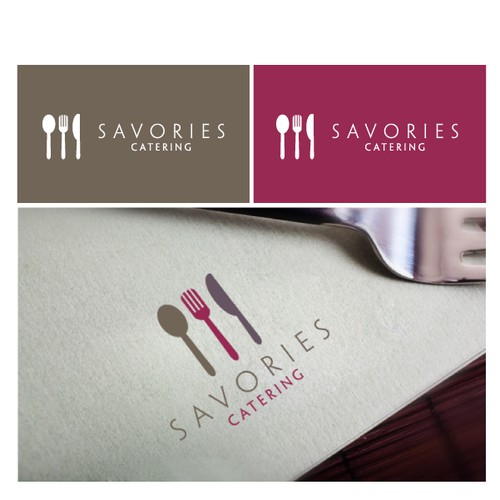Help Savories Catering with a new logo