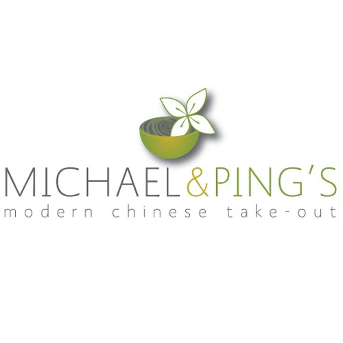 Logo needed for modern Chinese Take-out restaurant
