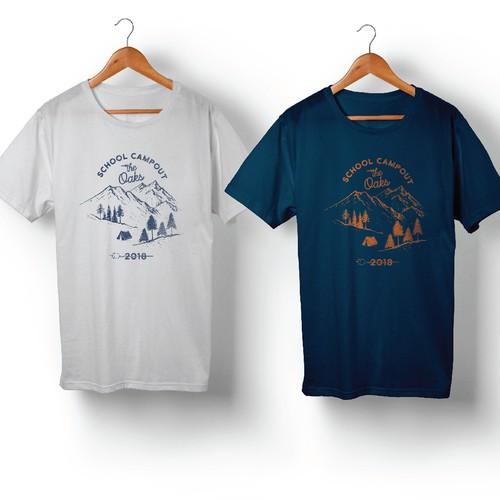 Campout t-shirt
