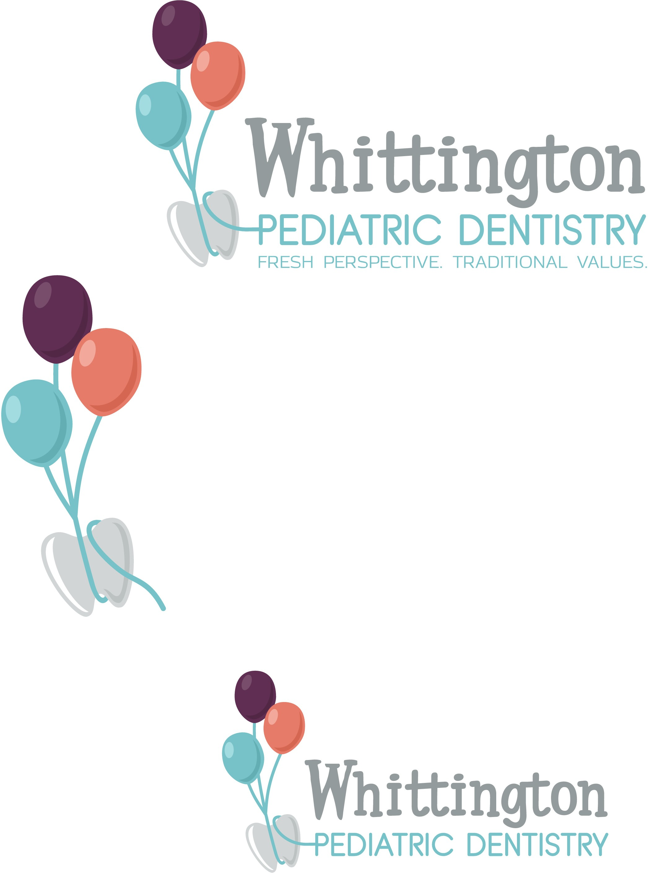 Pediatric Dentist needs balloon-themed logo!
