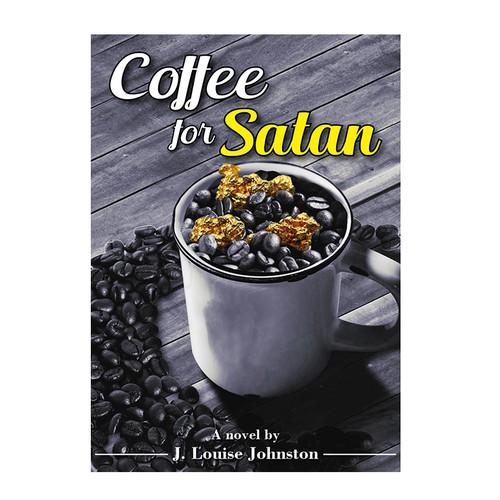 Book Cover - coffee for satan 2