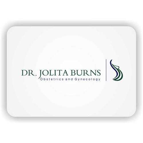 logo concept for Dr. Jolita Burns