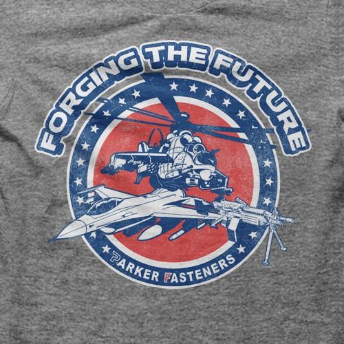 Forging the Future shirt
