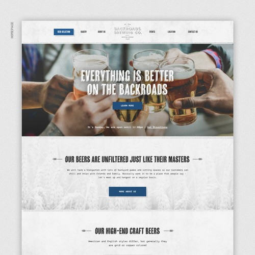 Backroad Brewing Company