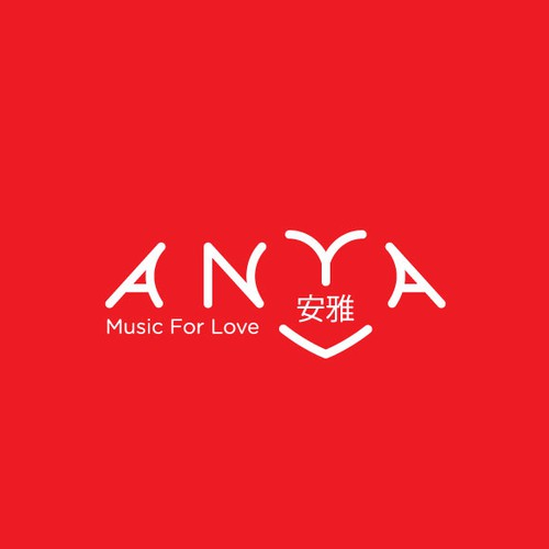 Logo for a musician