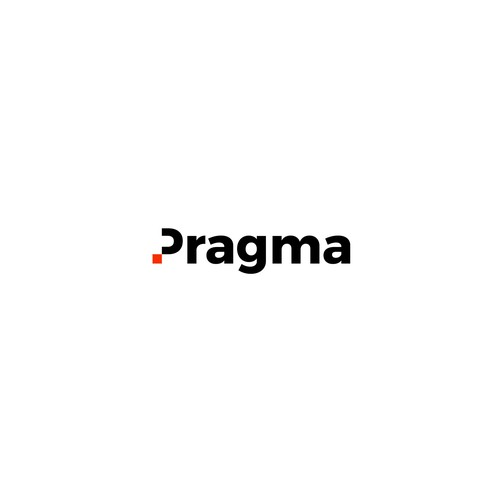 Simple and bold wordmark