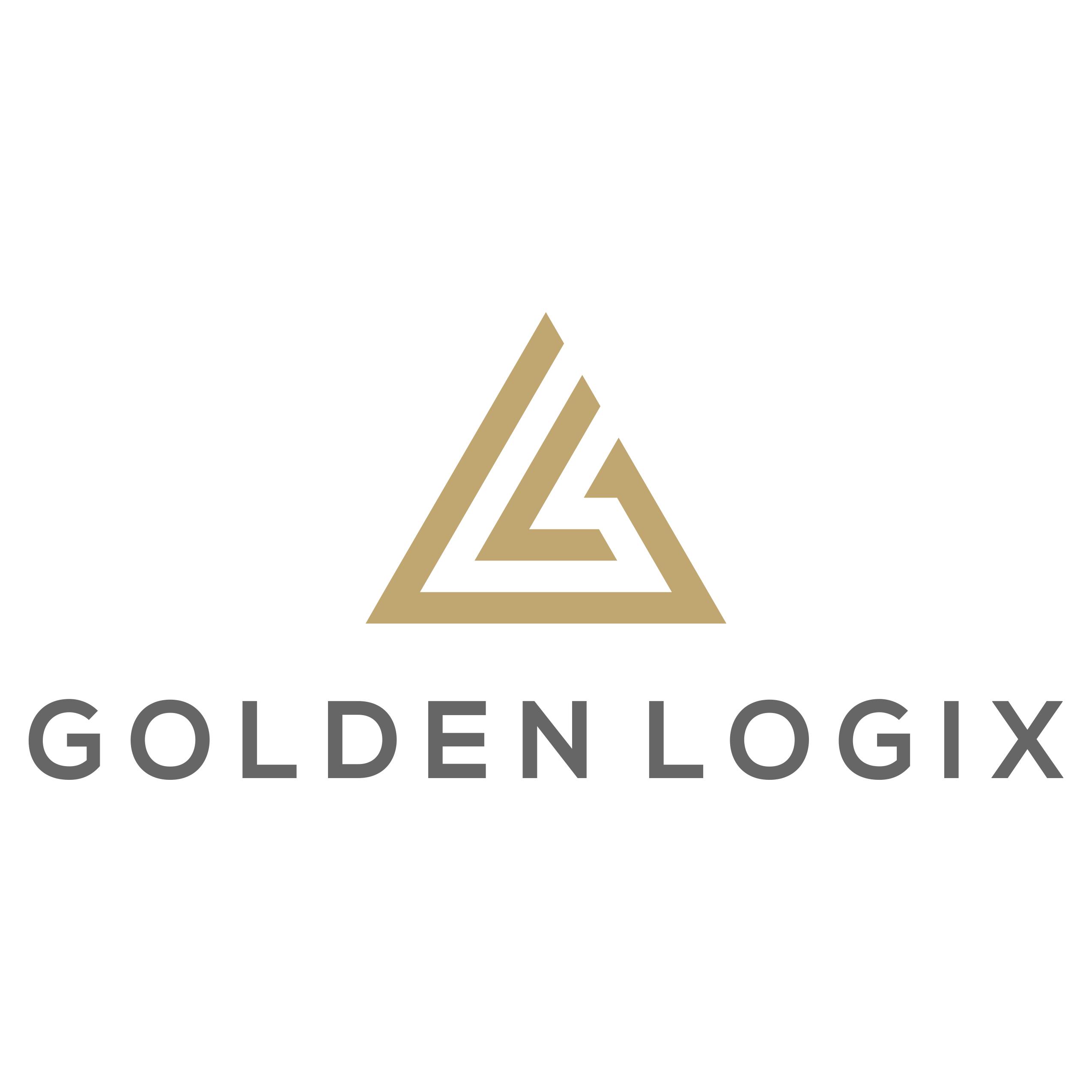 Design a great new logo for our Company, GoldenLogix Lending
