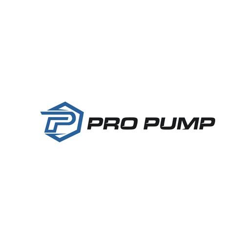 Concrete Pumping Business Company Logo Design
