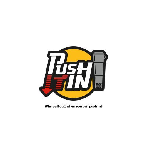 Push it in