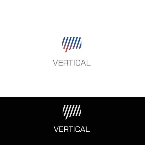 Logo concept for VERTICAL.