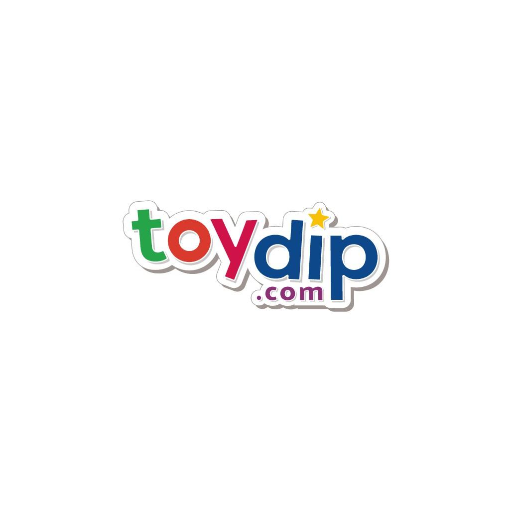Design exciting logo & branding for toy deals company: toydip.com