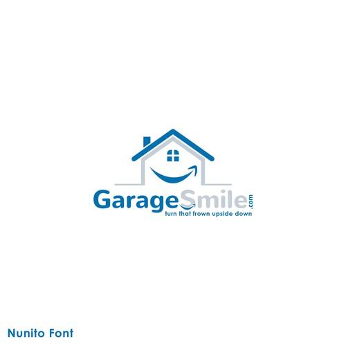 The logo design for Garage Smile