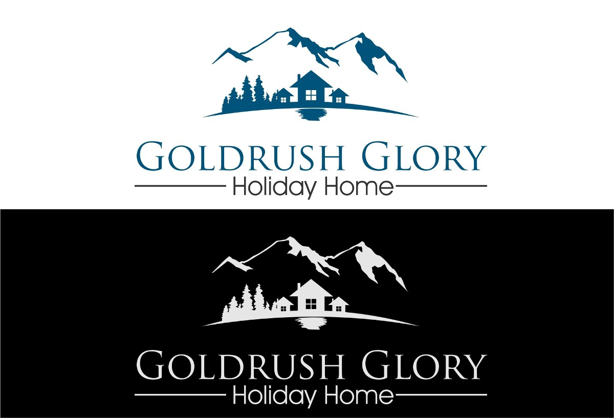 Goldrush Glory Holiday Home needs a new logo
