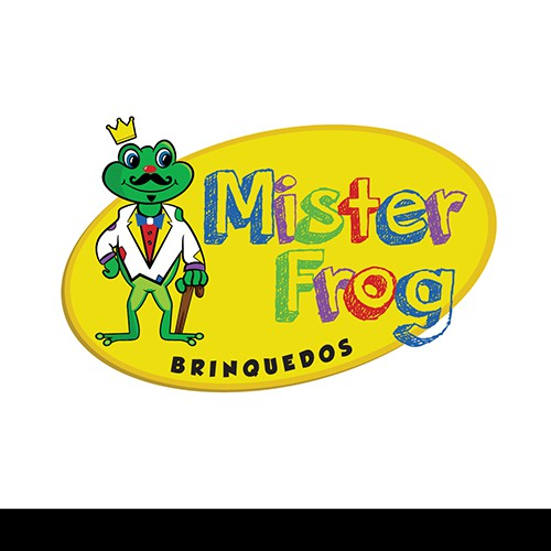 Logo | Mister Frog