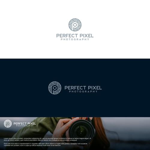 Logo for photography company