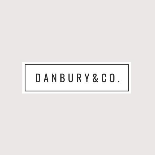 Modern Yet Timeless Logo Concept for Danbury & Co.