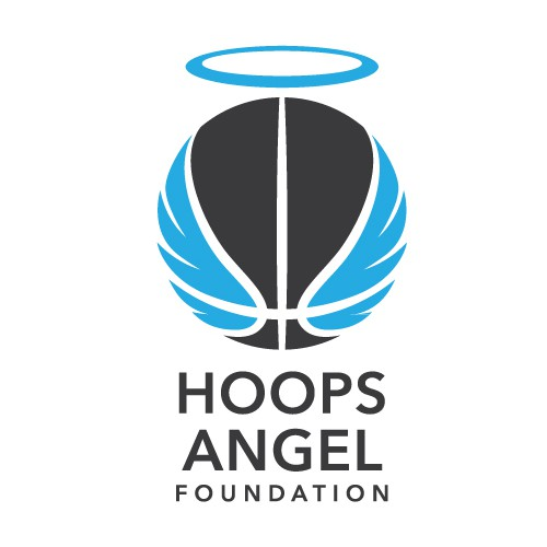 Hoops Angel Logo