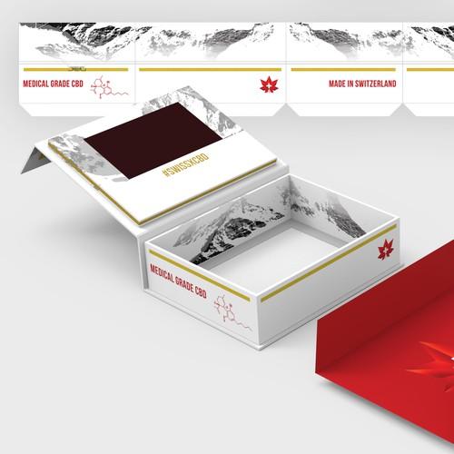 CBD Branding Box