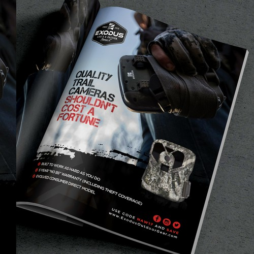 Exodus Magazine Ad