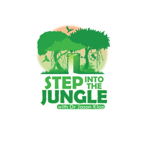 step into the jungle