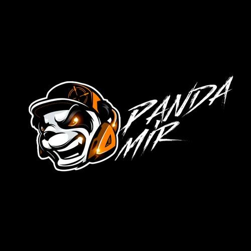 game streamer logo winning design