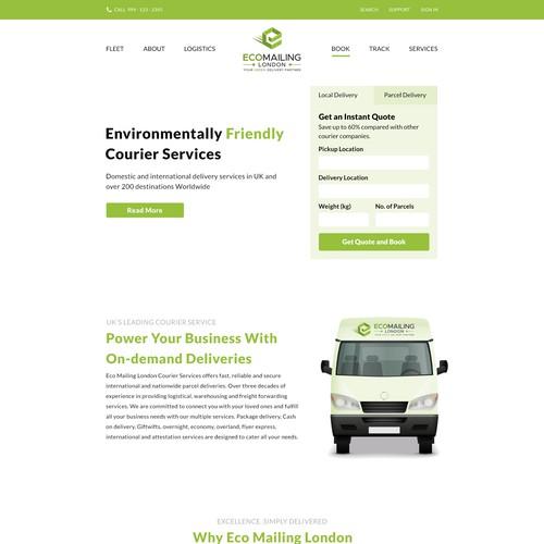 Concept Design for Logistic