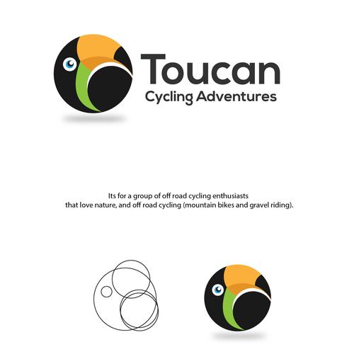 Logo For Toucan Cycling Adventures
